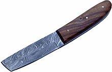 Ash Steel Handgefertigtes Tanto-Messer,