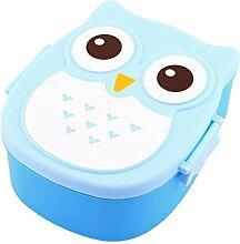 Ashley GAO 1050ML Eulenform Lunchbox Bento