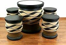 Asia Wohnstudio Terrakotta Sitzgruppe | Sitzgruppe