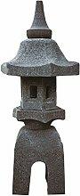 Asiastyle Japanische Steinlaterne Naturstein