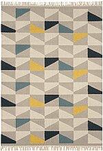 Asiatic Teppich Wohnzimmer Carpet flachgewebt