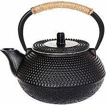 Asiatische Edel Teekanne mit Teesieb 1,4 Liter
