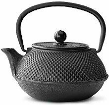 asiatische Teekanne Gusseisen Jang 0,8 ltr.