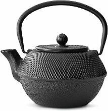 asiatische Teekanne Gusseisen Jang 1,25 ltr.