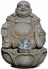 Asien Lifestyle Buddha Brunnen - Zimmerbrunnen -