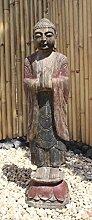 Asien Lifestyle Garten Buddha Figur (1,02m) aus