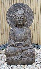 Asien Lifestyle Garten Buddha Statue 76cm