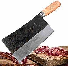 Asien-Metzger Messer Hackebeil Aber auch