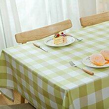 Asinw tischdecke baumwolle Tischdecke Tabelle
