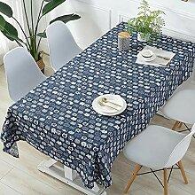 Asinw tischdecke baumwolle Tischdecken Rechteck