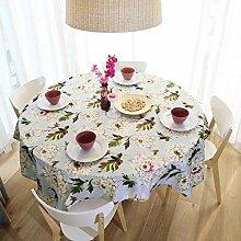 Asinw tischdecke baumwolle Tischdecken Runde