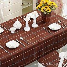 Asinw tischdecke baumwolle Tischdecken Tisch im