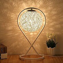 ASL Kreative Marlle Nachtlicht Schlafzimmer Nacht Wohnzimmer-Dekoration Dimming Geschenk Tischlampe Neu ( Farbe : A )