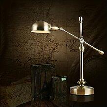 ASL Retro Schreibtischlampe Schlafzimmer Nacht