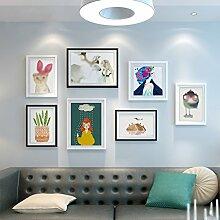 ASL Wohnzimmer Gemälde Modern Einfachheit