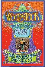 ASLKUYT Woodstock - MAX YASGUR'S Farm -