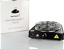Asmaan Fahrenheit 1000, Kohleanzünder 1000 Watt,
