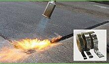 Asphalt Asphalt Gelenk Reparatur-Klebeband 40mm