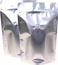 Aspire 50 Kaffeetüten mit Belüftungsventil und