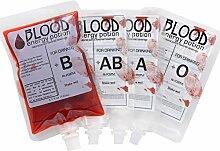 Aspire Blutbeutel für Saft,