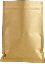 Aspire Kraft Folie flache Tasche mit