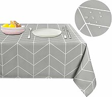 ASPMIZ Tischdecke Geometrische Pfeil-Tischdecke