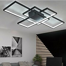 ASQ-TING Deckenleuchte Acryl Lampenschirm Modern