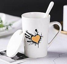 asse kaffeebecher Keramikbecher 420ml