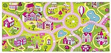 Associated Weavers 0309019 Sweet Town Spieldecke
