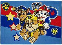 Associated Weavers 0309077 PAW PATROL 3 RUG, Nylon, 8 x 8 x 97 cm, blau