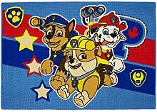 Associated Weavers PAW Patrol 3 Rug, Nylon, Multi