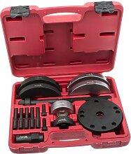 Asta A-H162 Radlager Werkzeug Satz 62 mm für VAG 16-tlg. Abzieher De-Montage Set Audi VW Lupo Kompaktlager Ausdrücker