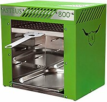 ASTEUS Green Willy - Infrarot Elektro Grill