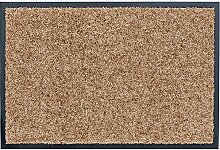 Astra Fussmatte Diamant 03 Sand | 80x120 cm
