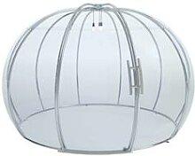 astreea Igloo Pro Aluminium Pavillon Iglu mit