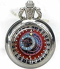 Astrology Taschenuhr Schmuck Astronomie Taschenuhr