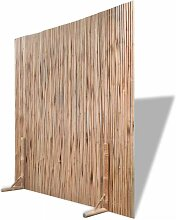 Asupermall - Raumteiler/Zaunfeld Bambus 180 X 180