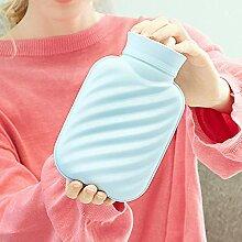 Aszhdfihas Wärmflasche Wasserkocher mit Deckel