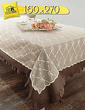 AT17 Tischdecke Tischtuch Tischabdeckung