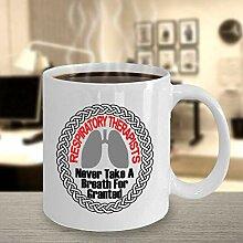 Atemtherapeut Becher Bestes Geschenk für