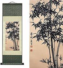 AtfArt Asiatische Wanddekoration, schöne