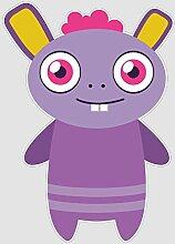 atFoliX Aufkleber Monster Kevin Größe L