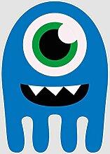 atFoliX Aufkleber Monster Paul Größe XL