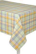 Athen Home Textile NIC–Tischdecke aus 160 x 160 cm türkis