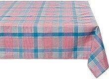 Athen Home Textile NIC–Tischdecke aus 200 x 160 cm türkis