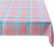 Athen Home Textile NIC–Tischdecke aus 250 x 160 cm türkis