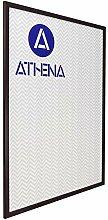 Athena Bilderrahmen, dünn, Mahagoni, A1, 59,4 x
