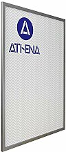 Athena Bilderrahmen, dünn, silberfarben, A1, 59,4