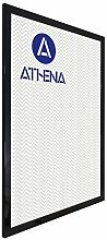 Athena Bilderrahmen, glänzend, A1, 59,4 x 84 cm,