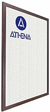 Athena Bilderrahmen Mahagoni, 60 x 80 cm,